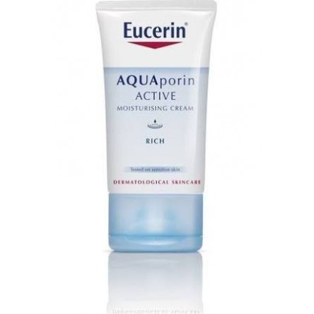Eucerin aquaporin active textura enriquecida 40 ml
