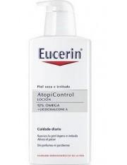 Eucerin atopicontrol locion 400 ml