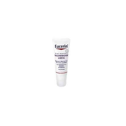 Eucerin balsamo labial piel sensible 10 ml