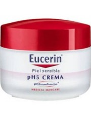 Eucerin crema tarro piel sensible ph-5 100 ml