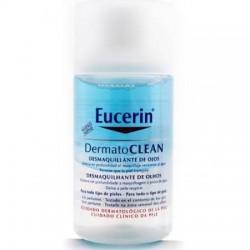 Eucerin dermatoclean desmaquillante ojos 200 ml