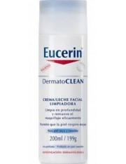 Eucerin dermatoclean emulsion limpiadora suave 200 ml