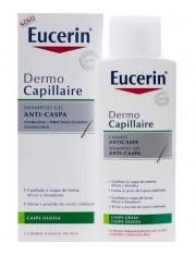 Eucerin dermocapillaire champu anticaspa grasa 250 ml