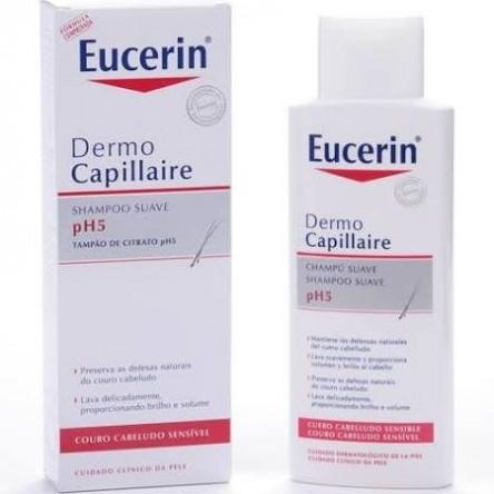 Eucerin dermocapillaire champu suave ph5 250 ml