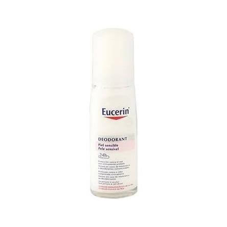 Eucerin desodorante balsamo piel sensible ph-5 spray 75 ml