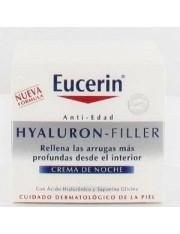 Eucerin hyaluron filler noche 50ml.