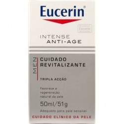 Eucerin men intense antiage cuidado crema facial antiedad revitalizante 50 ml