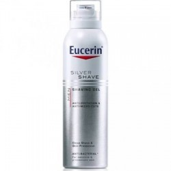 Eucerin men silver shave gel de afeitar 150 ml