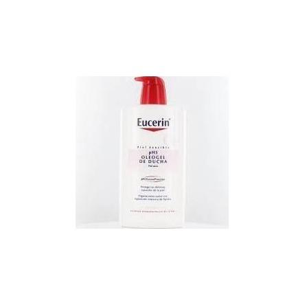 Eucerin oleogel de ducha ph-5 piel sensible 1000 ml