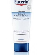 Eucerin piel seca reparador crema de pies 100 ml