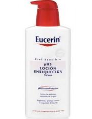 Eucerin piel sensible locion enriquecida 200 ml