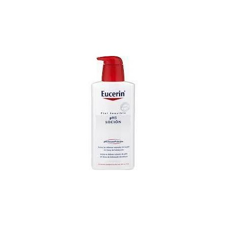 Eucerin piel sensible locion intensiva 200 ml