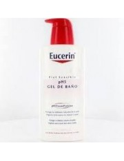 Eucerin piel sensible ph-5 gel de baño 400 ml
