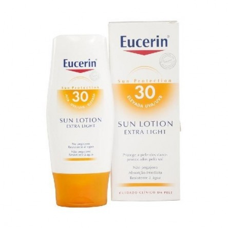 Eucerin sun protection 30 lotion extra light 150 ml