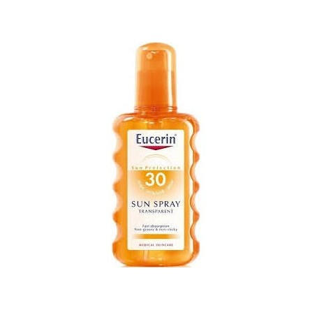 Eucerin sun protection 30 spray transparente 200 ml