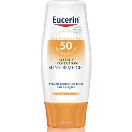Eucerin sun protection 50 allergy creme-gel 150 ml