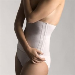Faja farmalastic algodon velcro beige t- 1(cintura 75-95 cm) cinfa
