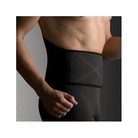 Faja lumbar farmalastic reforzada negra t- 3 (cintura 120-140 cm) cinfa