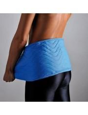 Faja lumbar termica bolsa de gel innova farmalastic azul talla unica cinfa