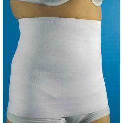Faja tubular algodon fj 161 talla-s blanca