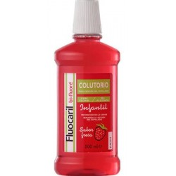 Fluocaril sin alcohol colutorio infantil 500 ml