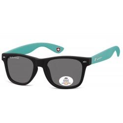 Gafas de sol polarizadas montana mp40 e negra/green
