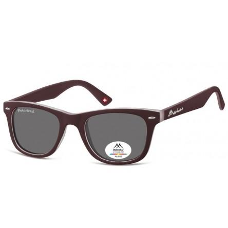 Gafas de sol polarizadas montana mp41 e burgundy