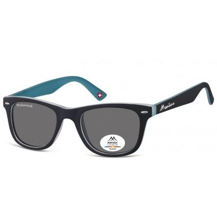 Gafas de sol polarizadas montana mp41 f navy blue