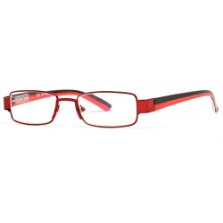 Gafas presbicia nordicvision tratamiento antireflejante montura resina trosa graduacion +1.50