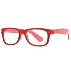 Gafas presbicia nordicvision tratamiento antireflex montura resina grana terciopelo graduacion +1.50