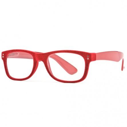 Gafas presbicia nordicvision tratamiento antireflex montura resina grana terciopelo graduacion +2,50