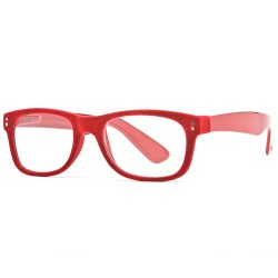 Gafas presbicia nordicvision tratamiento antireflex montura resina grana terciopelo graduacion +3.00