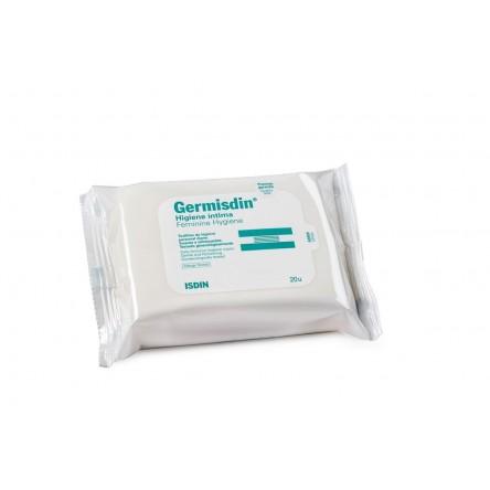 Germisdin higiene intima 20 toallitas intimas