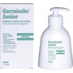 Germisdin junior higiene intima de inicio 200 ml