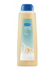 Alvita gel de baño miel y yogur 750 ml