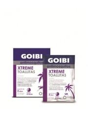 Goibi xtreme antimosquitos toallitas repelente 16 toallitas monodosis cinfa