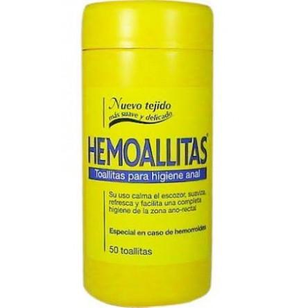 Hemoallitas 50 u