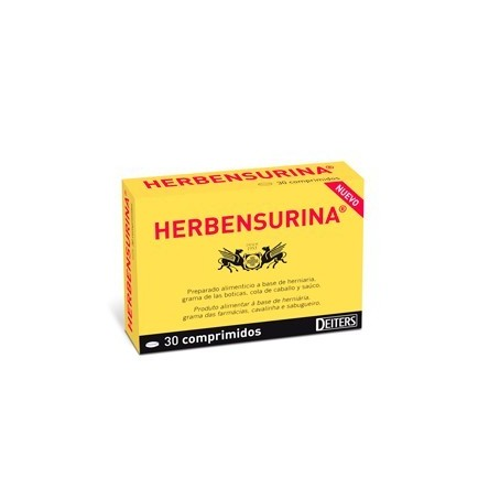 Herbensurina 30 comprimidos