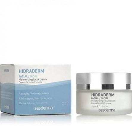 Hidraderm sesderma crema facial hidratante 50 ml