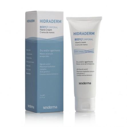 Hidraderm sesderma crema de manos 75 ml