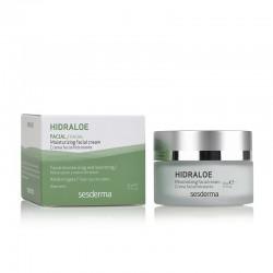 Hidraloe sesderma crema facial hidratante 50 ml