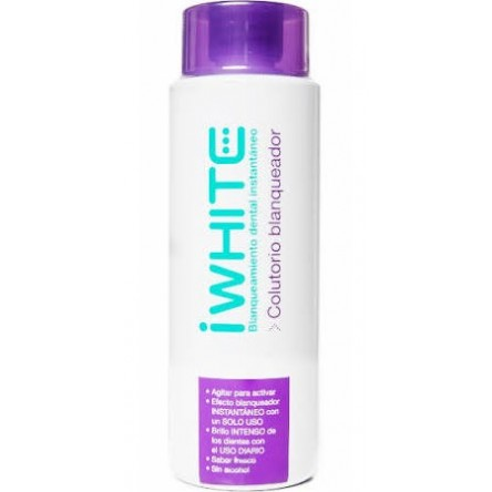 I white colutorio iwhite blanqueador 500 ml