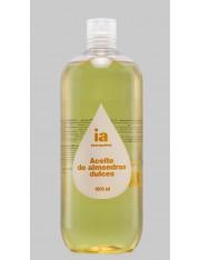 Interapothek aceite de almendras dulces 1 litro