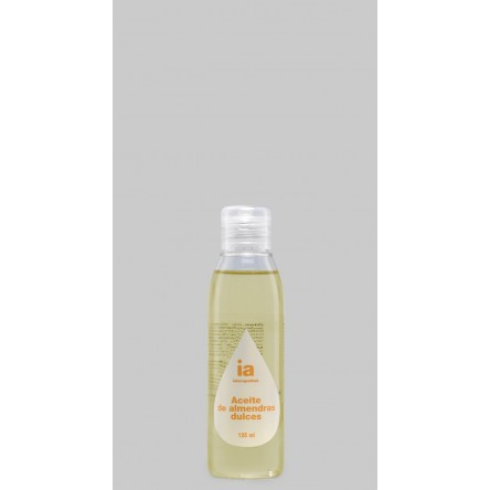 Interapothek aceite de almendras dulces 125 ml