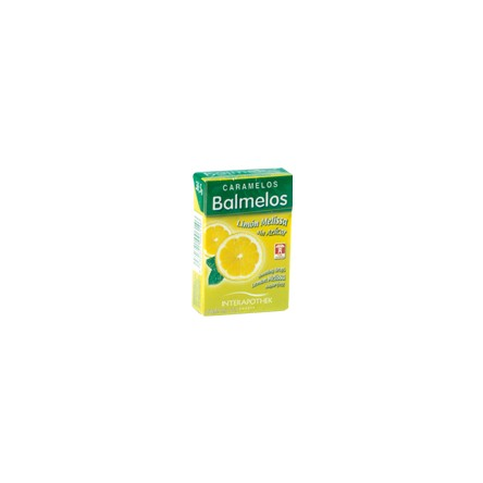 Interapothek balmelos caramelos limon/melisa sin azucar 50 g