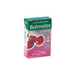Interapothek balmelos cereza menta cajita sin azucar 36,5 g