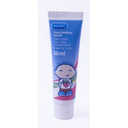 Alvita pasta dental infantil 50 ml