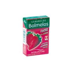 Interapothek balmelos fresa cajita sin azucar 36,5 g