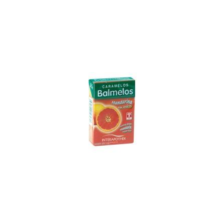 Interapothek balmelos mandarina cajita sin azucar 36,5 g