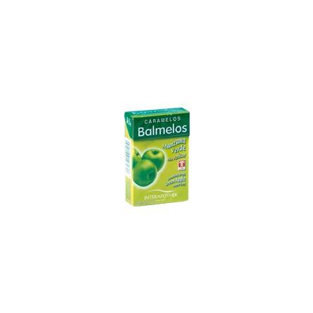 Interapothek balmelos manzana verde cajita sin azucar 36,5 g